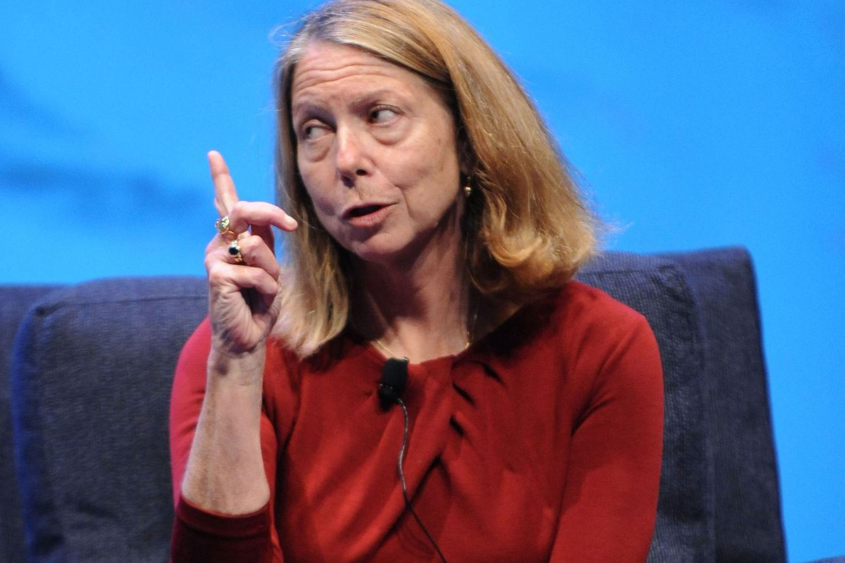 Jill Abramson is one of a rare breed of woman journalists who lasted more than a decade.