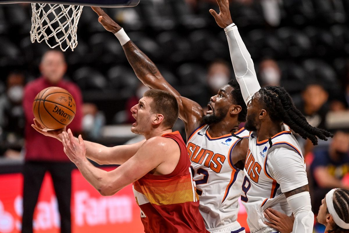 Phoenix Suns v Denver Nuggets - Game Four