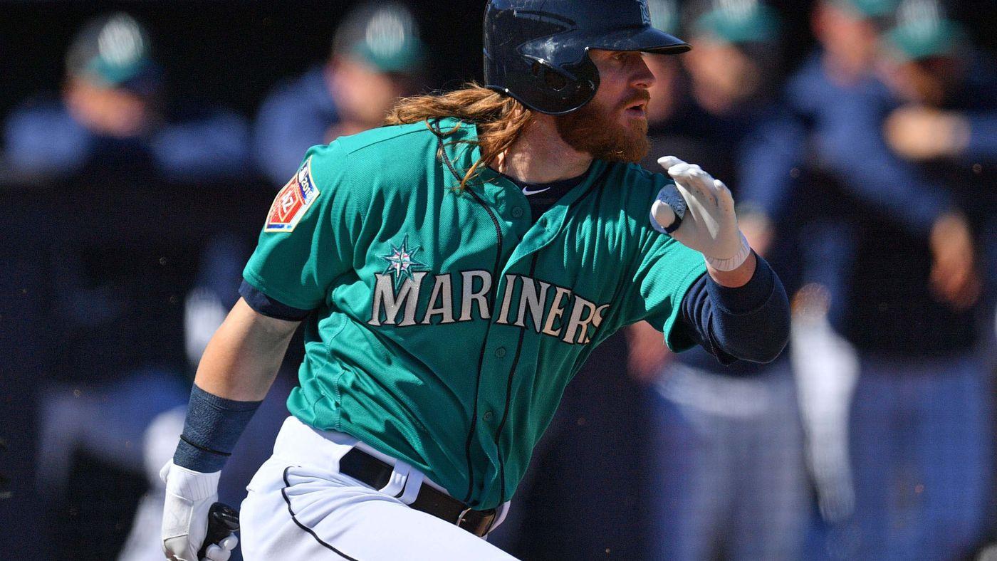 Ben Gamel Seattle Mariners Baseball Player Jersey