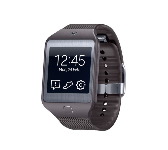 Samsung drops Android for Tizen in new Gear 2 smartwatches ...