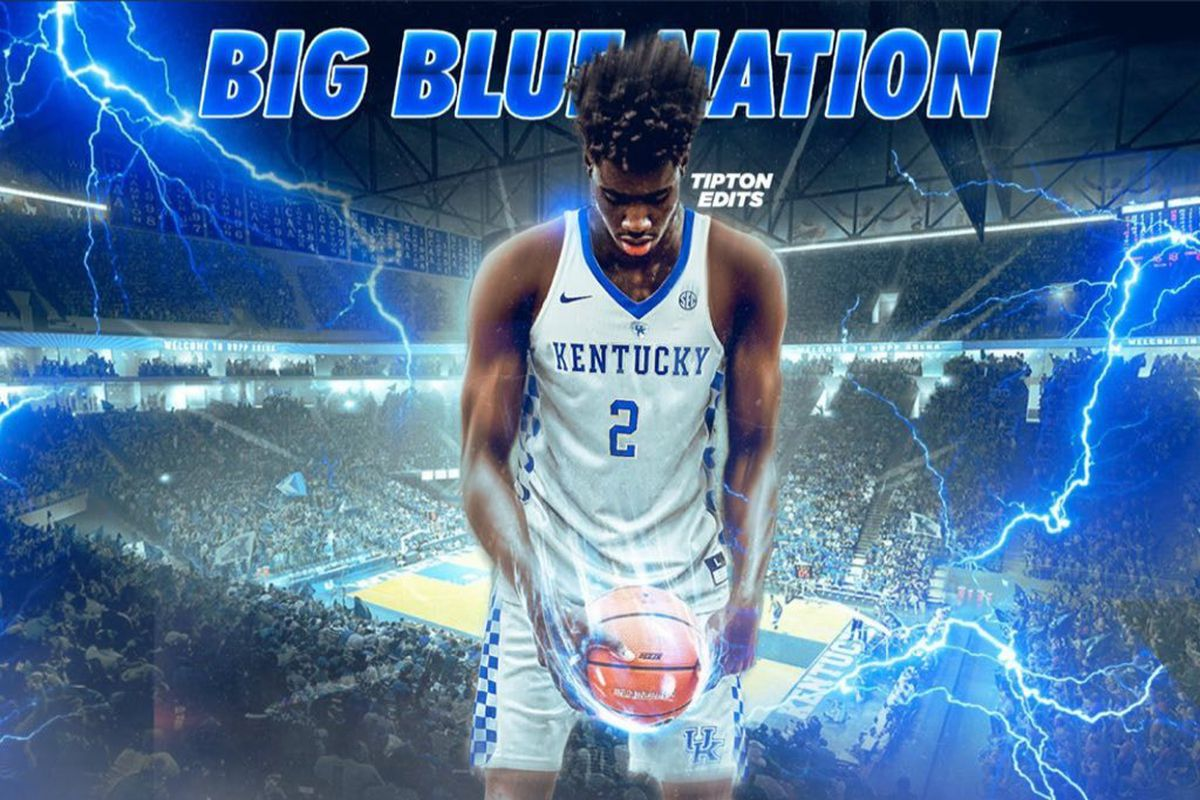 Kentucky Basketball Kahlil Whitney Officially Signs With Uk