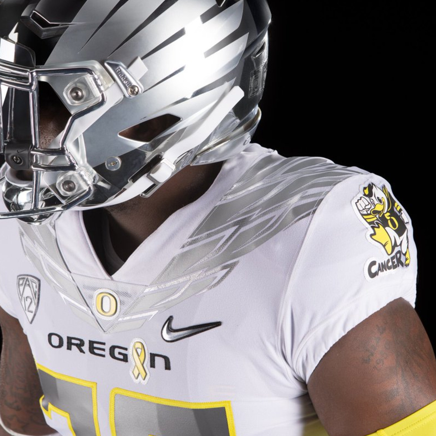 brand new f5bdd bcb54 4 cool things about Oregon's 2017 'Stomp Out Cancer ...