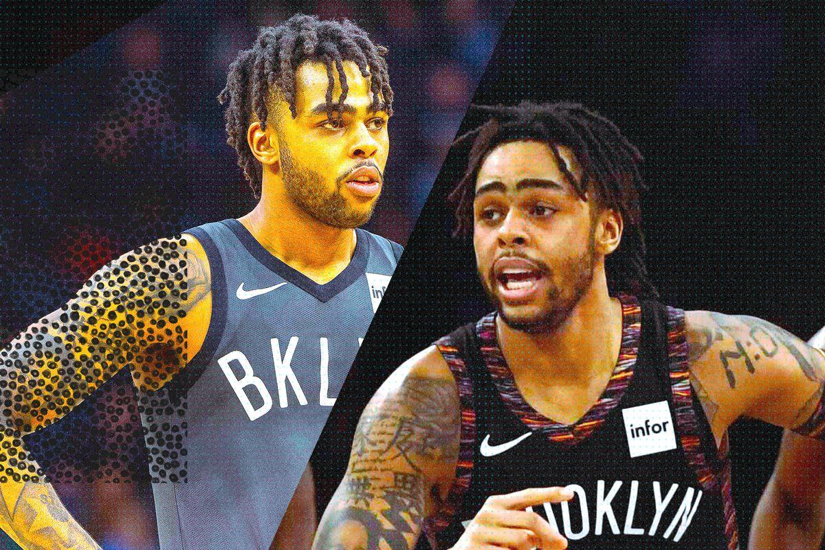 8edfe886e8c NBA rumors  D Angelo Russell s rise complicates Brooklyn Nets  free ...