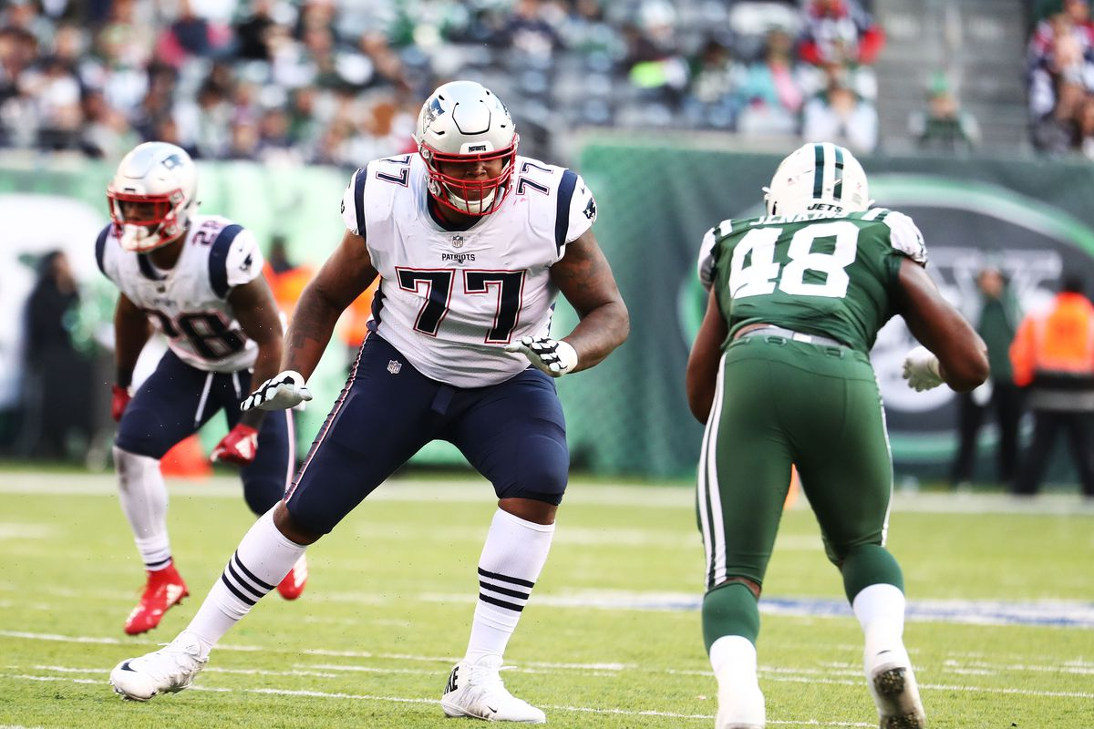 official photos 2d411 f4f5d Raiders Free Agency: Trent Brown reportedly to sign record ...