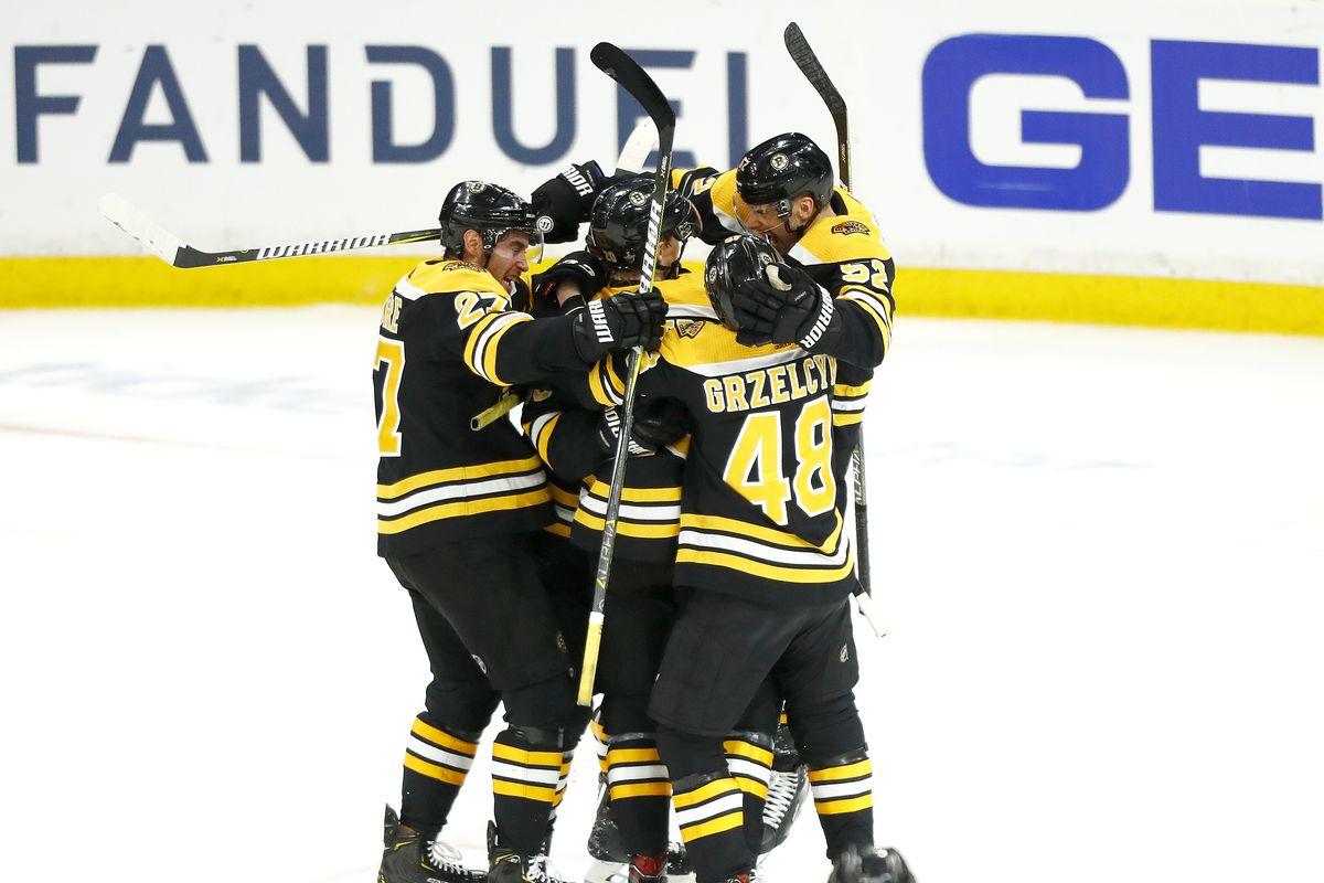 Bruins second round schedule: Thursday, Saturday then onto ...Bruins Schedule