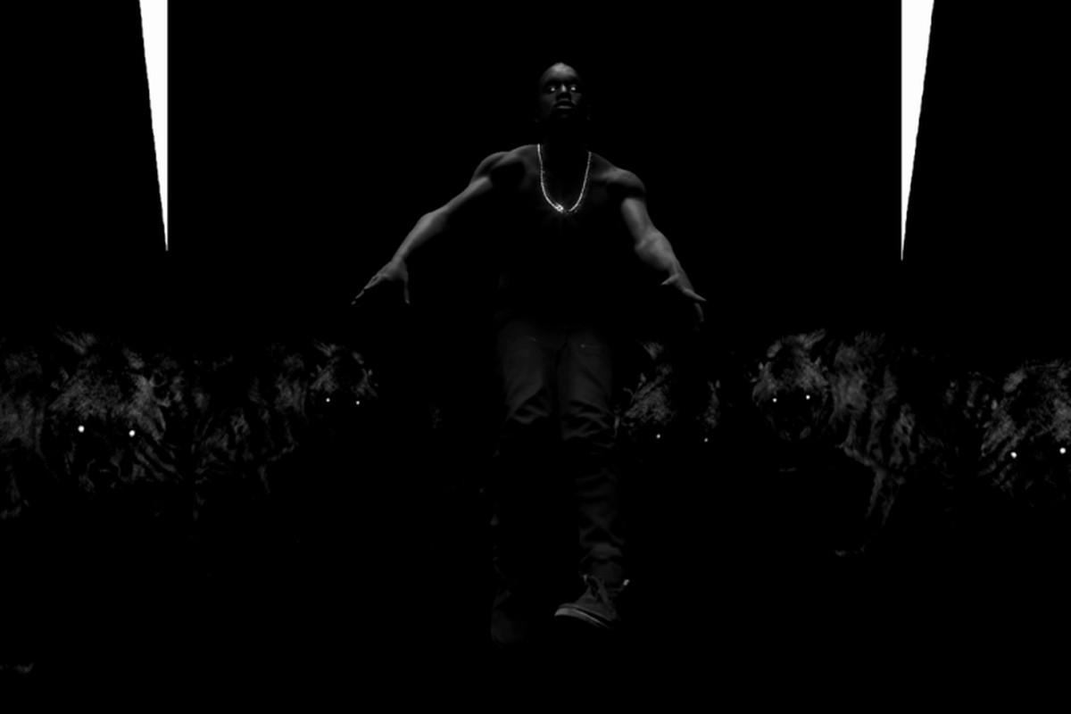 Kanye West CGI