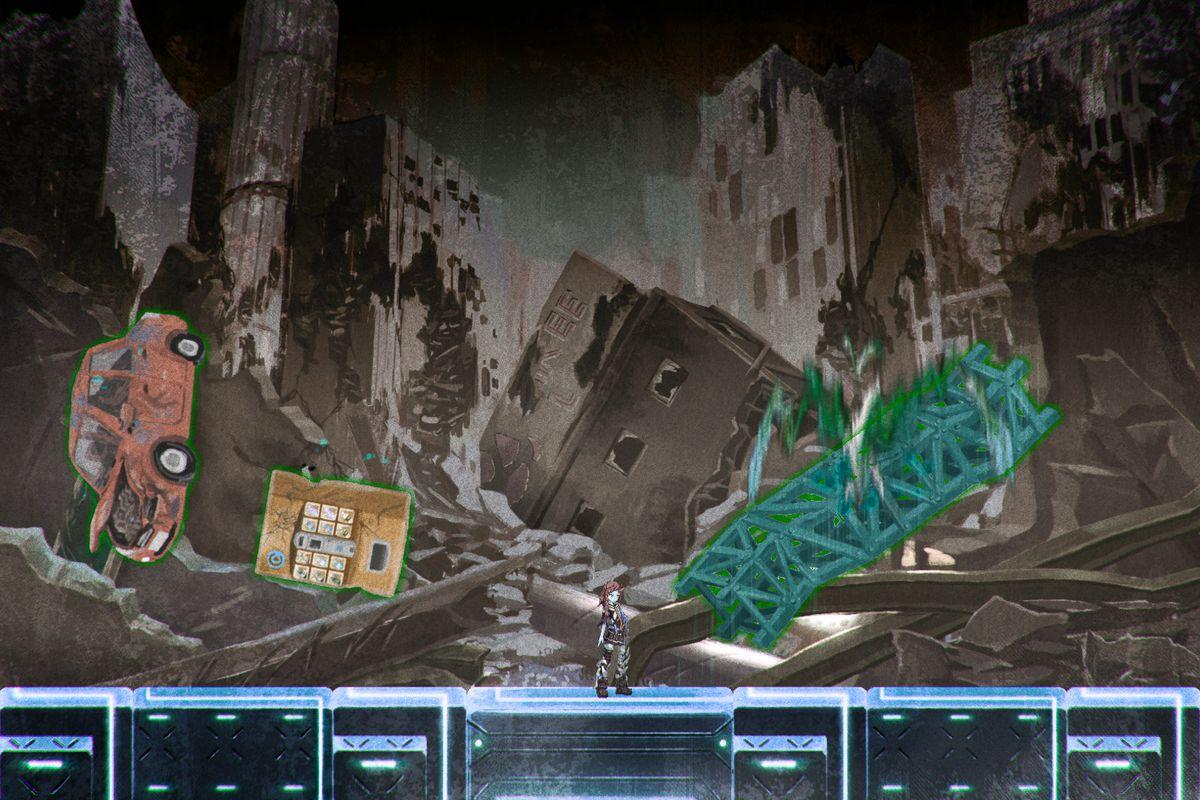 Giga Wrecker for Windows PC.