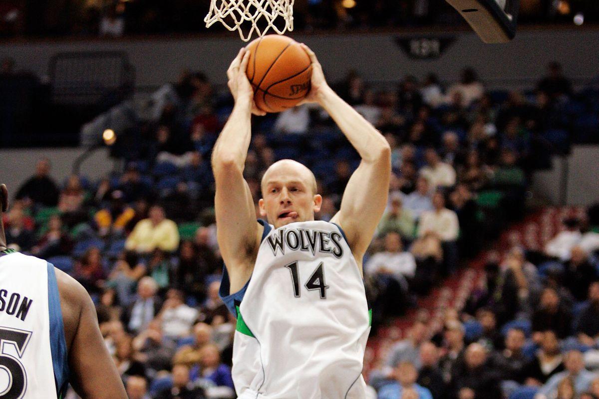New Jersey Nets v Minnesota Timberwolves