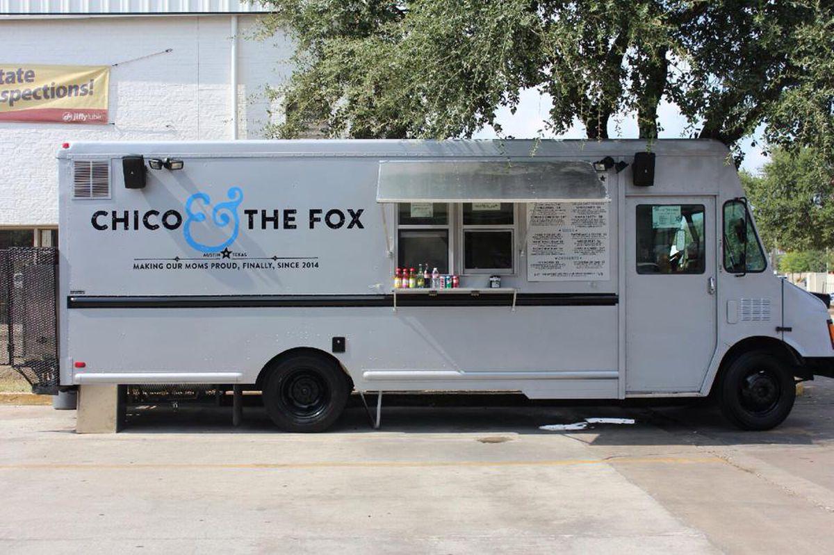 The Grackle Austin Food Truck