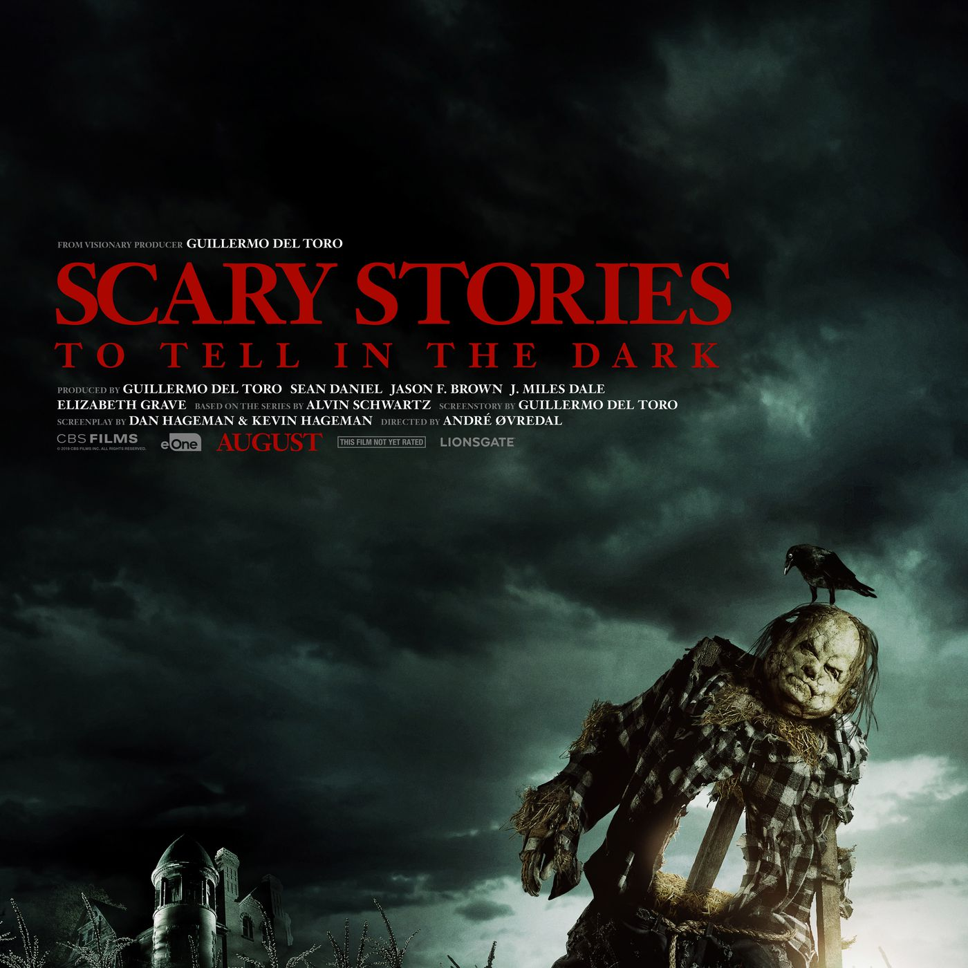Scary Stories to Tell in the Dark: new teasers are eerily