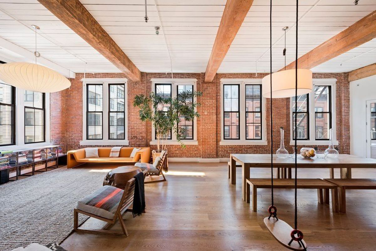 Hotelier ian schrager snags a dreamy 4m dumbo condo - Looking for 1 bedroom apartment in brooklyn ...