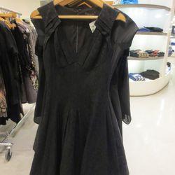 Zac Posen dress, originally $1,690, now $591.50