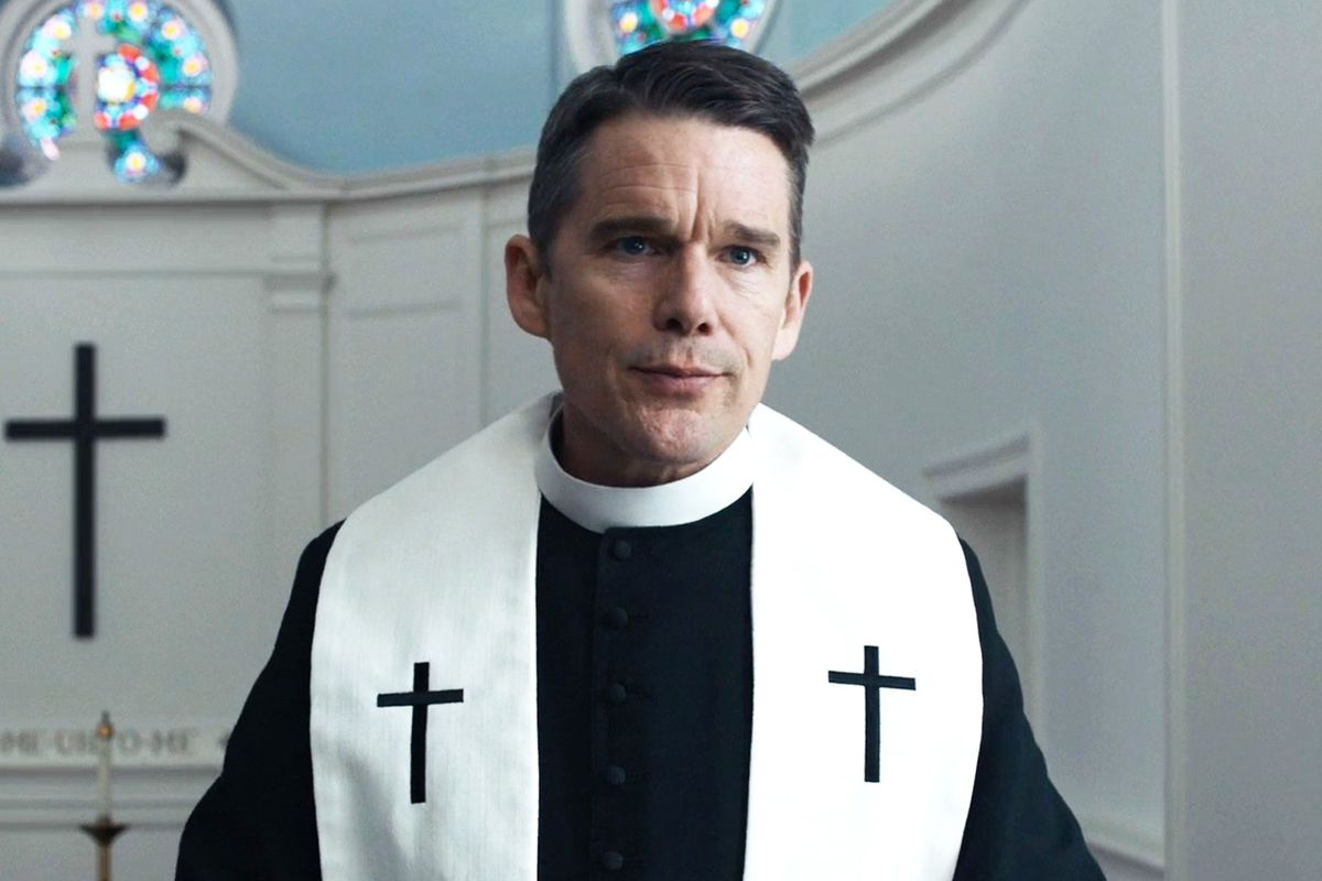 Image result for first reformed movie pictures