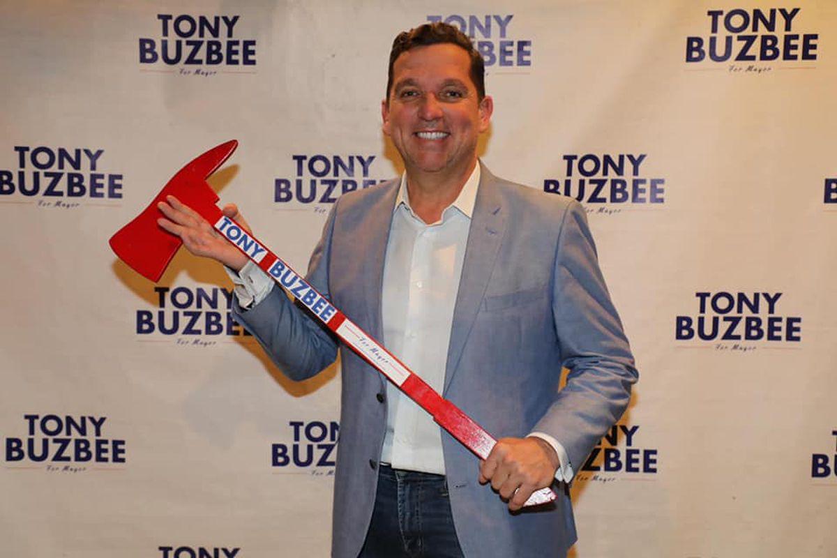 Tony Buzbee