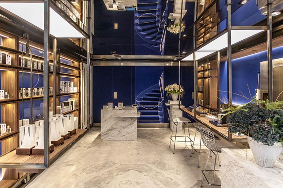 The Ex Nihilo store in Paris