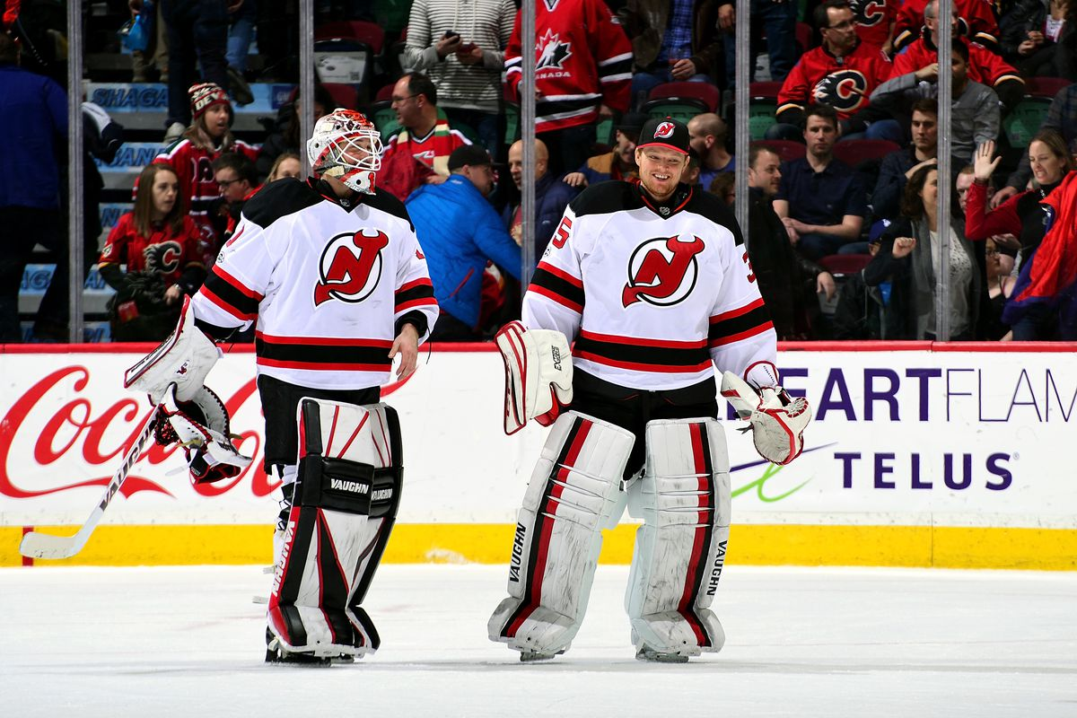 Has the Devils Goaltending Future Become a Concern? - All