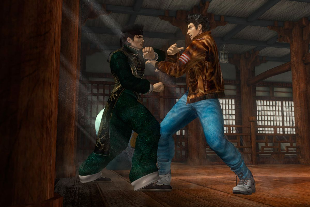 Dead or Alive 5 PC mod brings Shenmue's key battle back to life