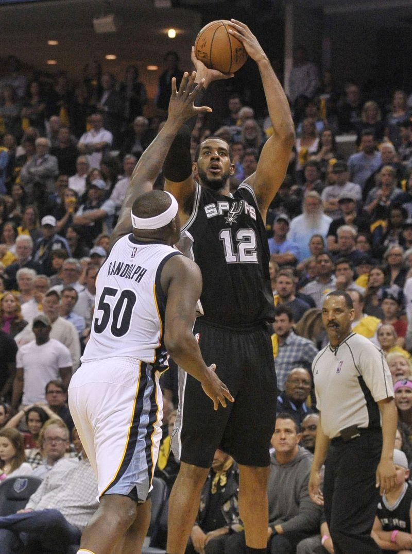 Zach randolph memphis grizzlies - Zach Randolph B Nba Playoffs San Antonio Spurs At Memphis Grizzlies