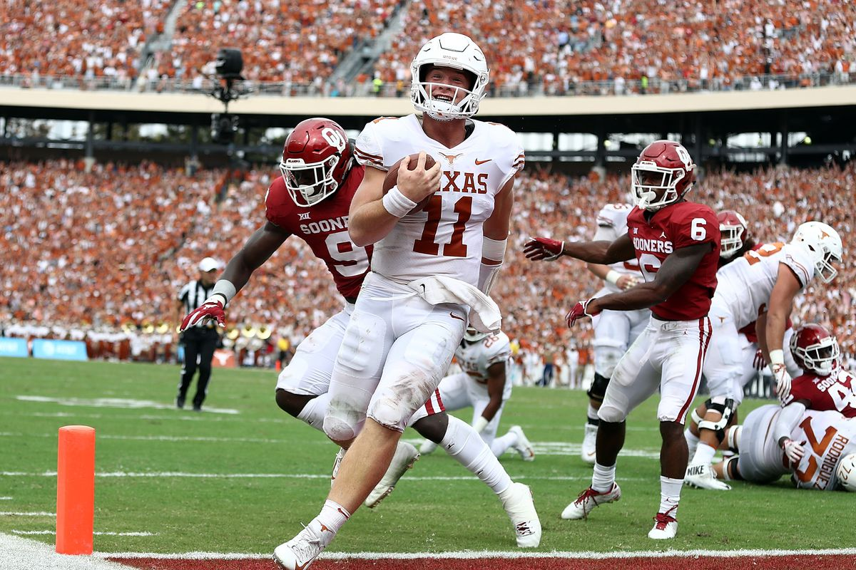 11c5dfb673ea Controlling the clock will be key for Texas vs. Oklahoma in Big 12  Championship