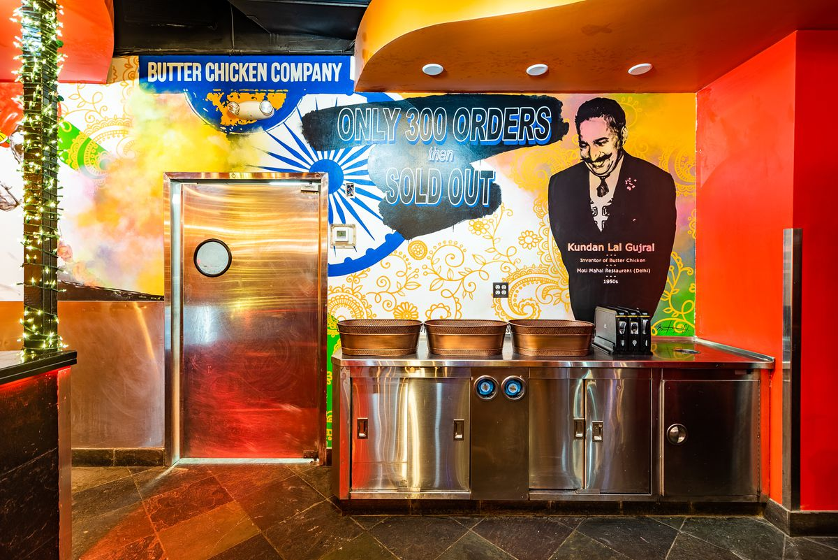 Butter Chicken Company pays respect to Kundan Lal Gujral