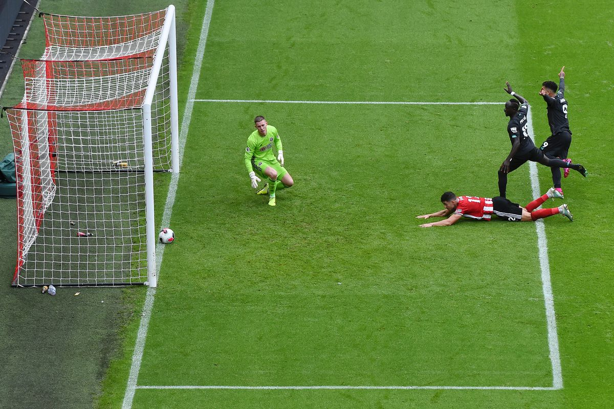 Sheffield United v Liverpool FC - Premier League
