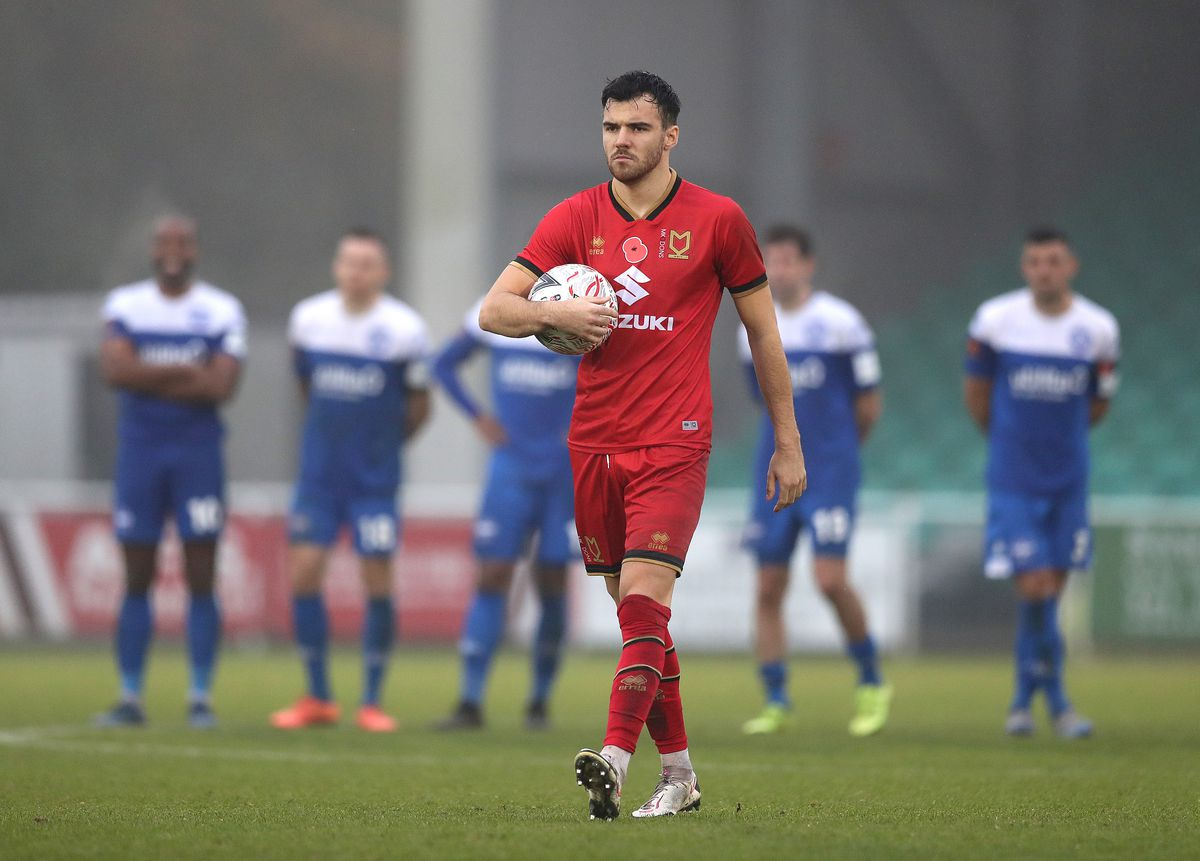 Eastleigh v Milton Keynes Dons - FA Cup First Round