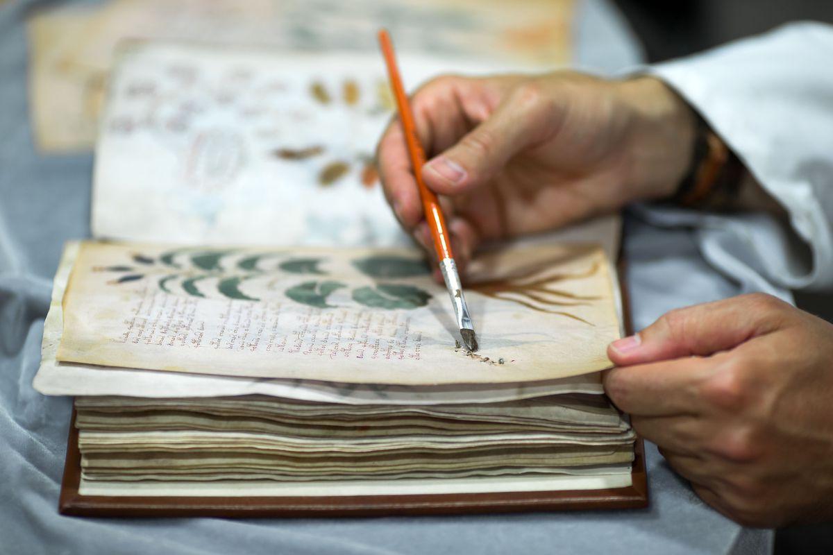 SPAIN-VOYNICH-BOOK-MYSTERY