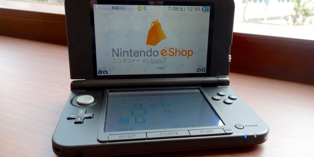 Nintendo 3ds Xl Review The Verge