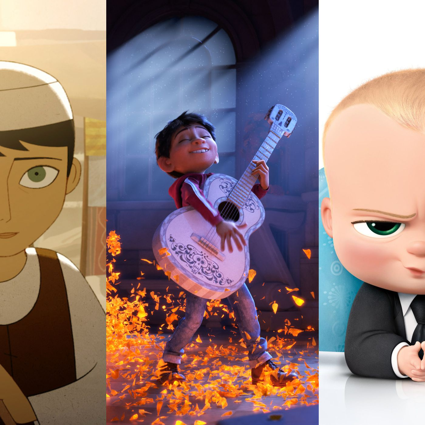 Oscars 2018: the Animated Feature category is a