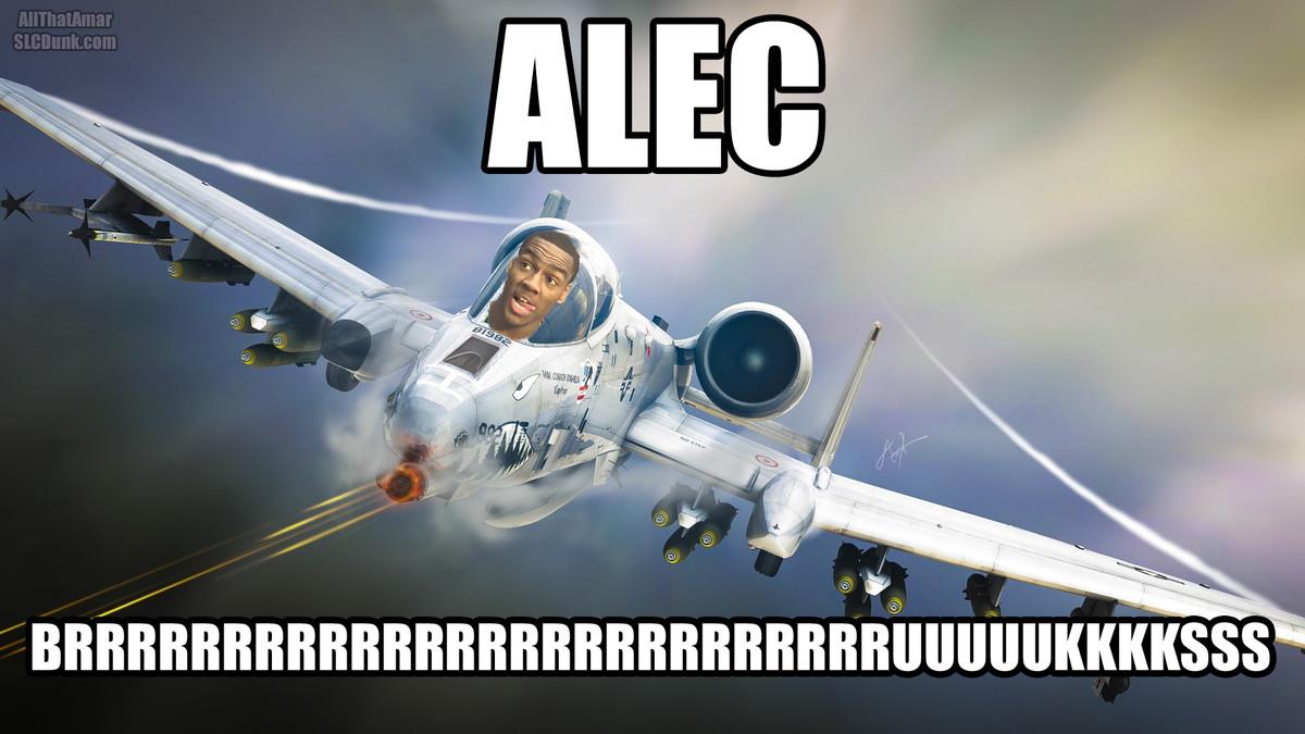 Alec BRRRKS