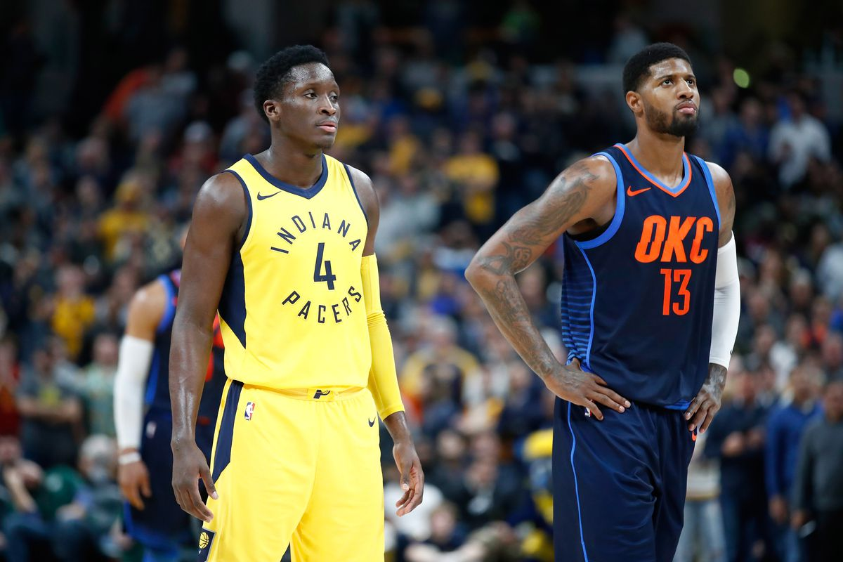 Oladipo Named Eastern Conference Player Of The Week