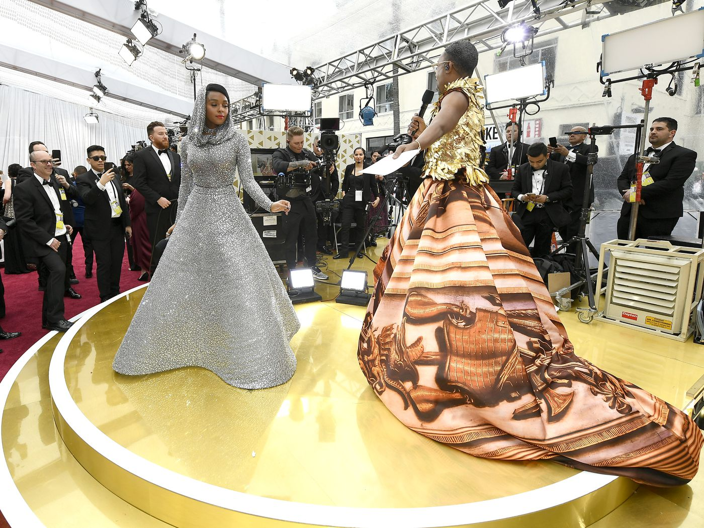 Oscars 2020 The Red Carpet From Billy Porter To Laura Dern Vox