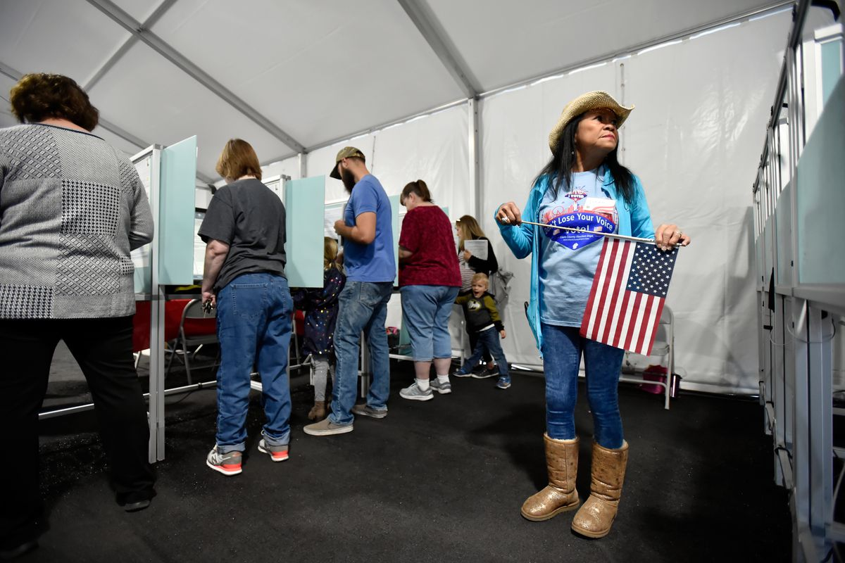 Election results 2018: voter turnout soared, early numbers
