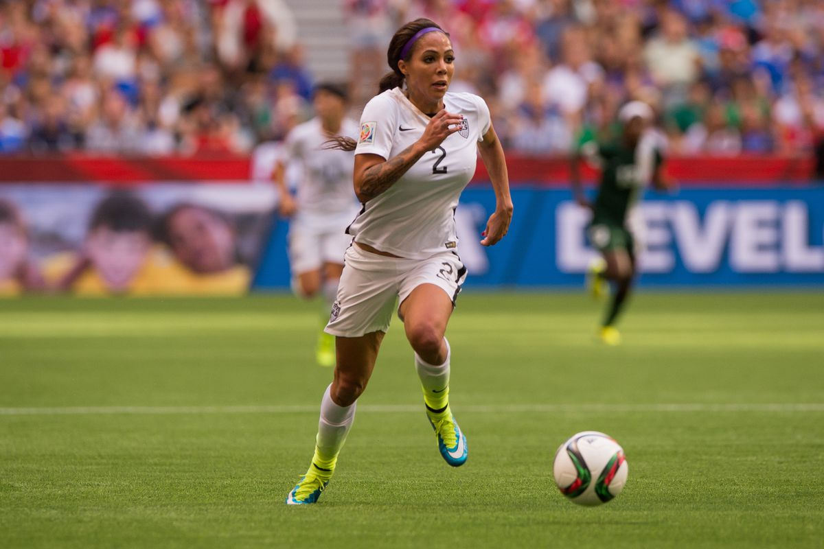 Nigeria v USA: Group D - FIFA Women's World Cup 2015