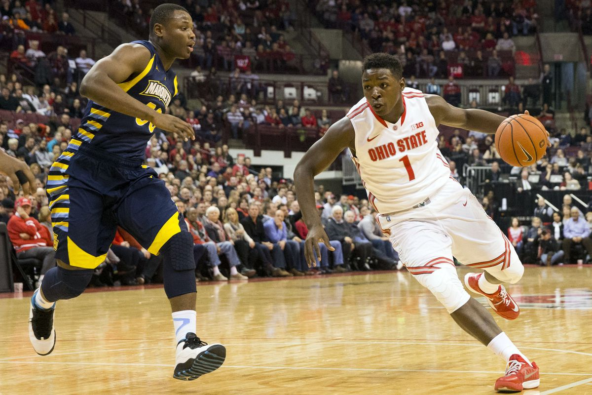 Could freshman Jae'Sean Tate be moving into the starting lineup?