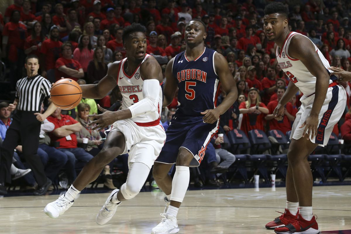 Ole Miss Auburn Basketball 2018 Time Tv Schedule Online