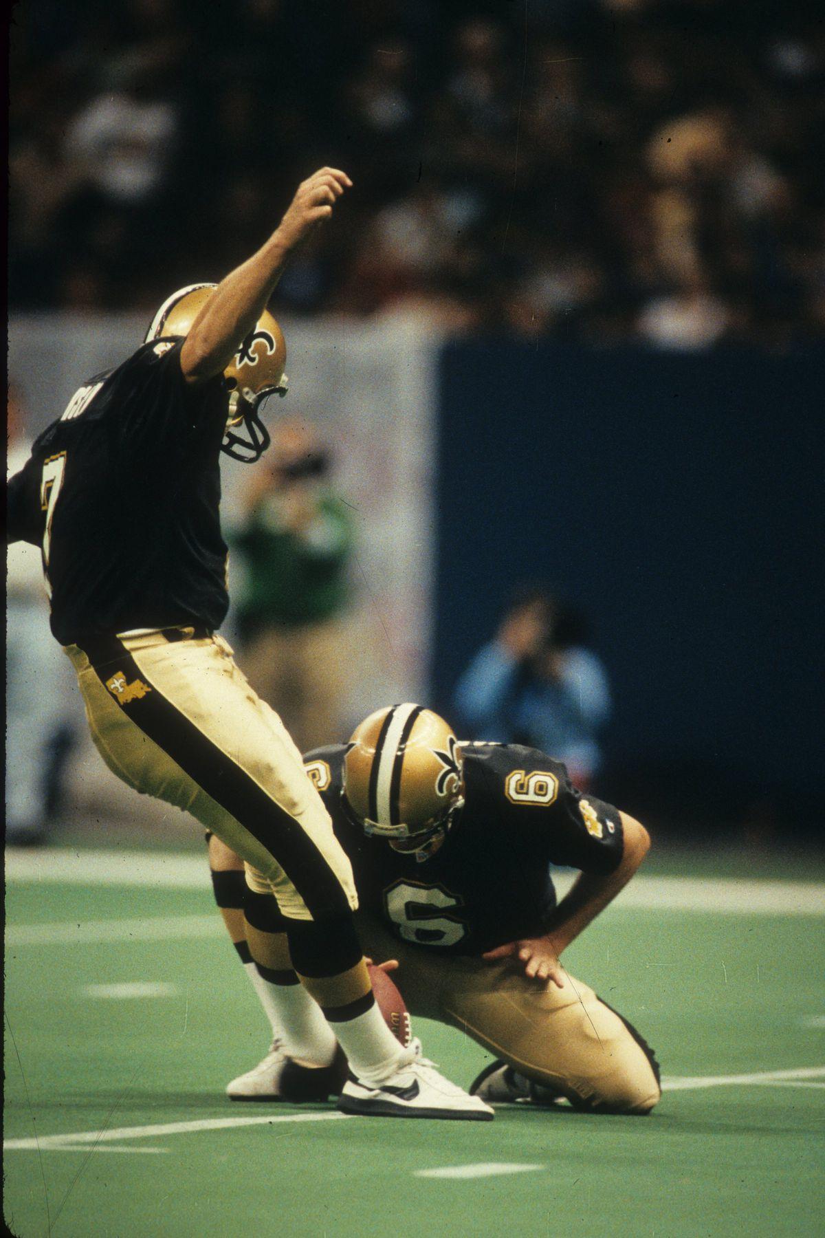 1992 NFC Wildcard Game - Philadelphia Eagles v New Orleans Saints