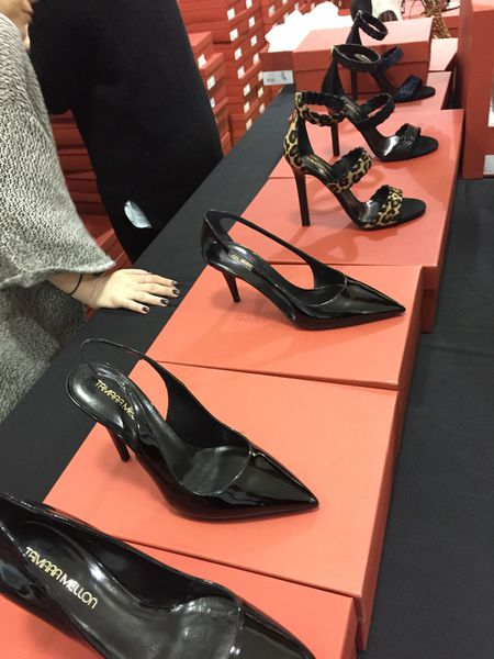 The Tamara Mellon Sample Sale Is Just as Good as You Hoped - Racked NY
