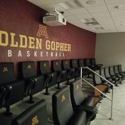 Basketball Film/Meeting Room