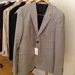 $200 wool suit jacket