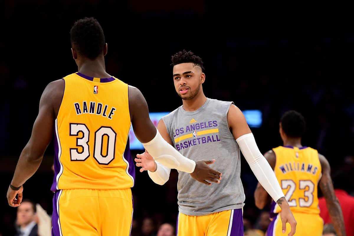 Mitch Kupchak thinks the Lakers young players are going to be