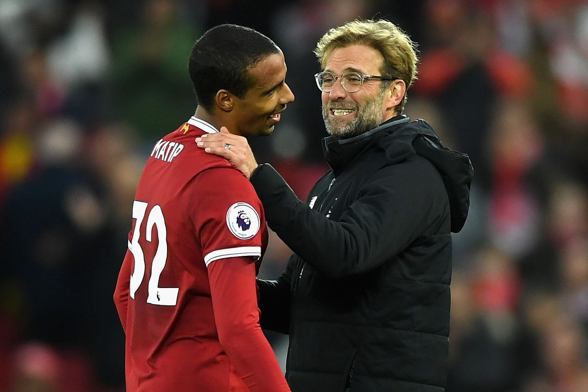 Liverpool boss Klopp: Wijnaldum didn't even have his boots