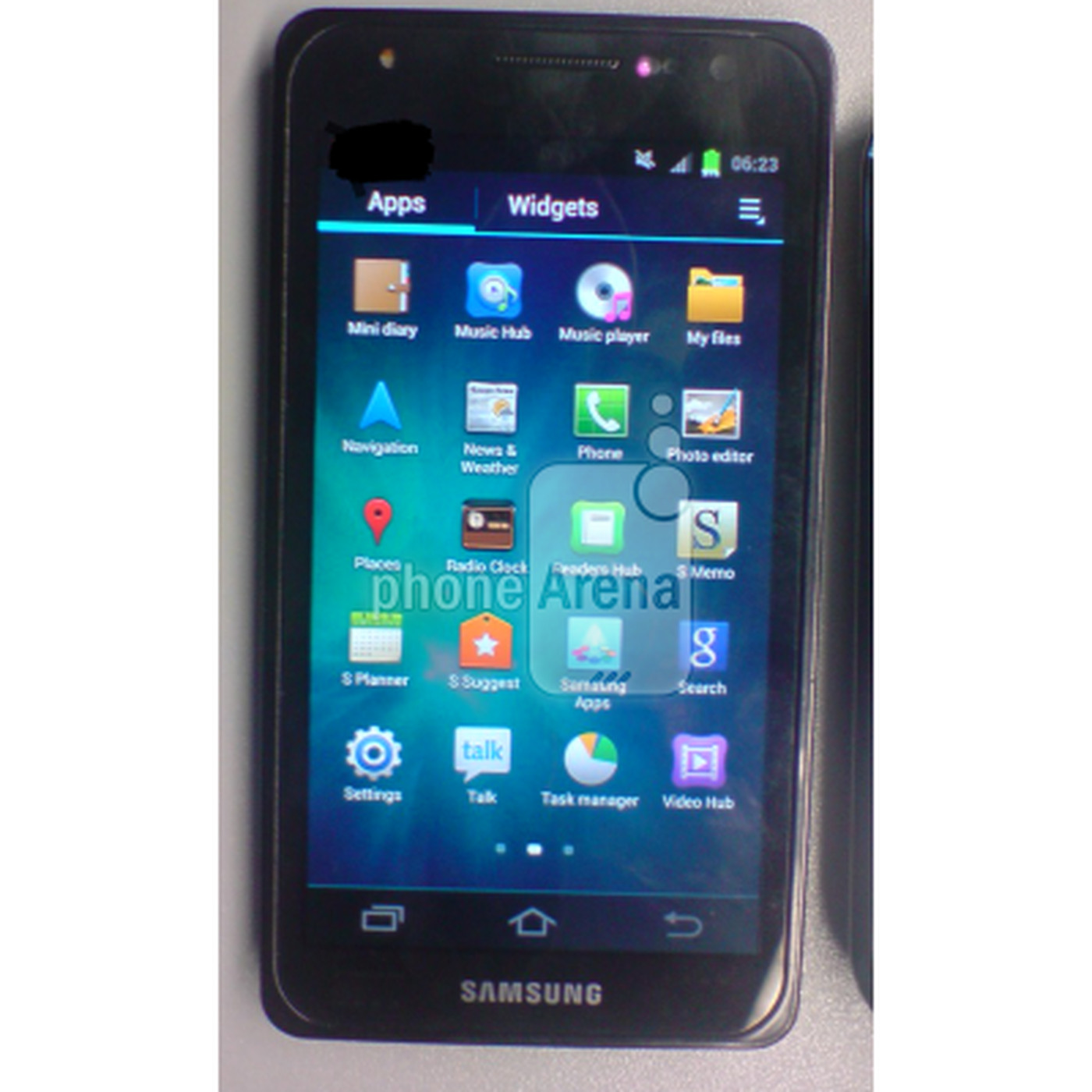 Samsung 'GT-i9300' leaked photo could be Galaxy S III - The