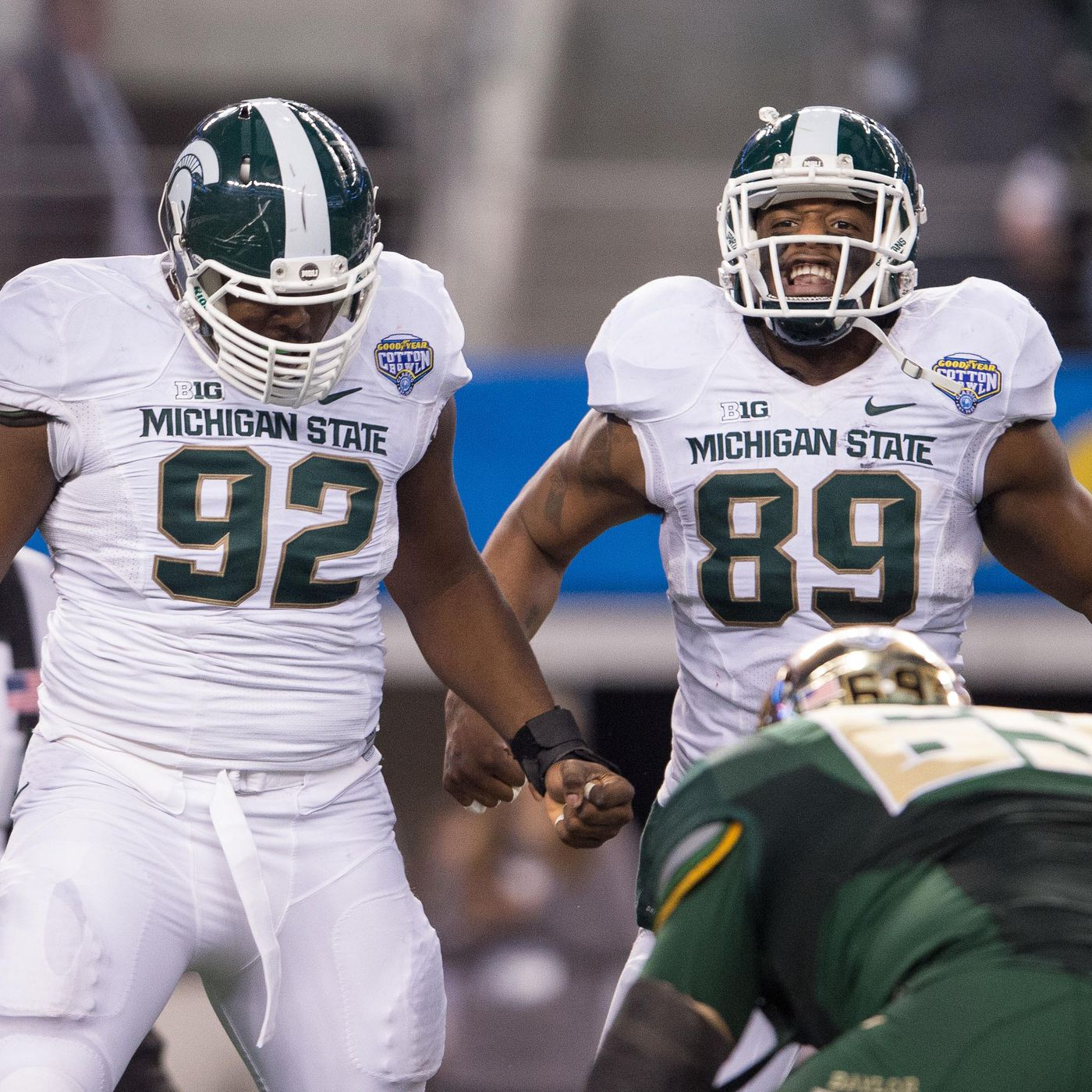 Michigan State Spartans Football 2015 Position Preview Defensive