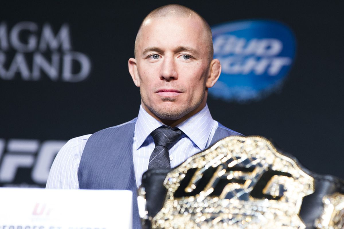 UFC exec Tom Wright talks Georges St-Pierre, stadium show in