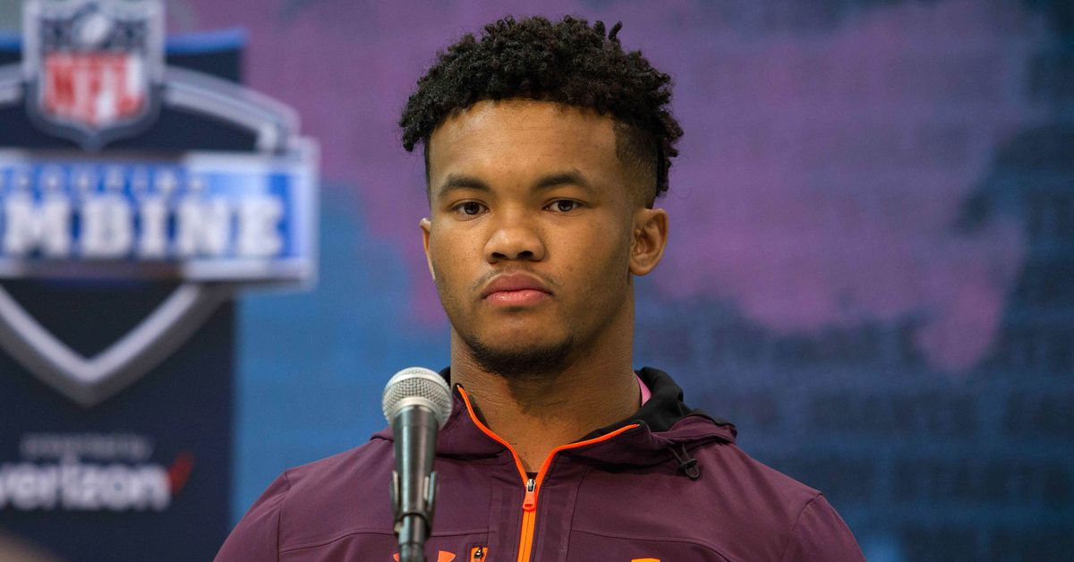 Arizona Cardinals In Full Attendance For Kyler Murray And