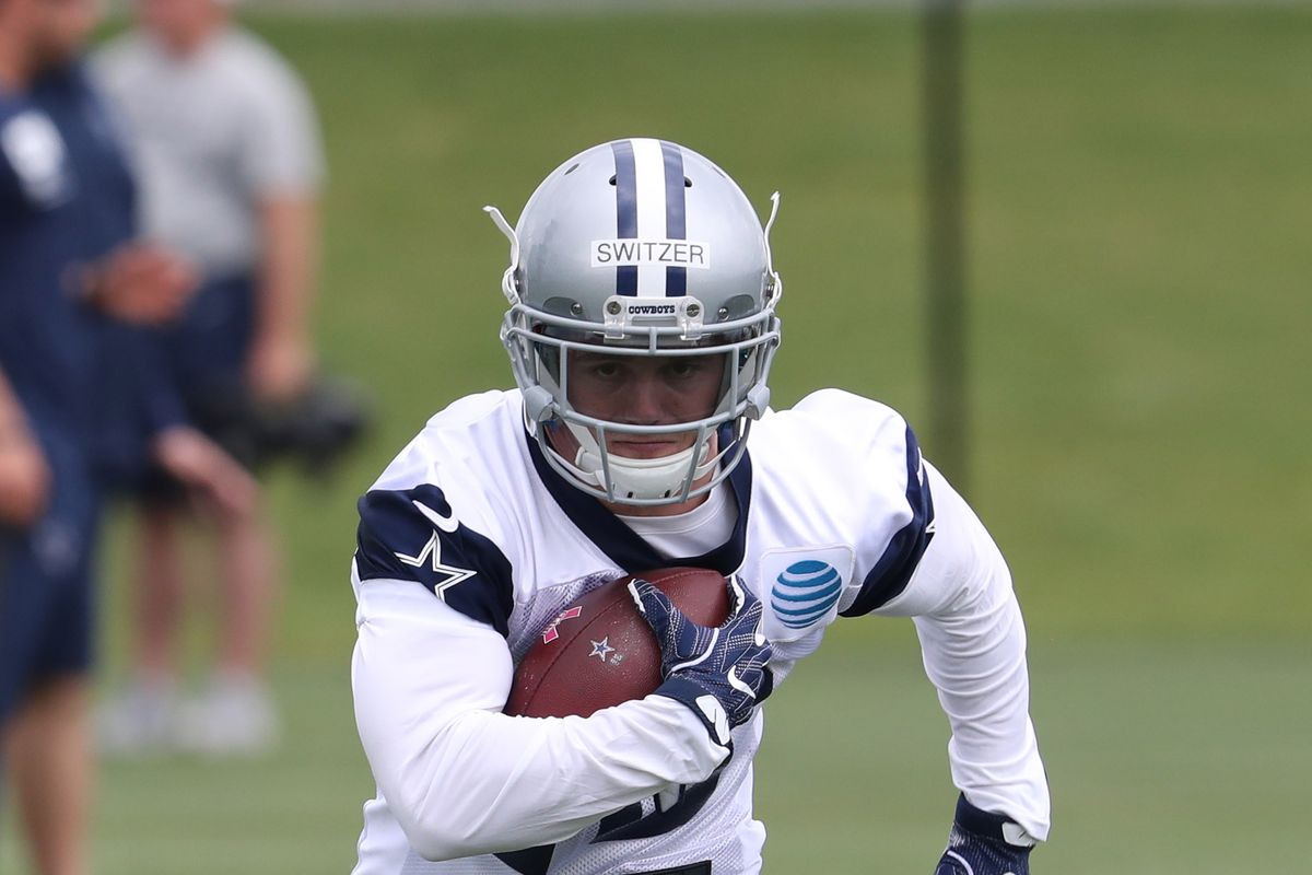big sale eeb1a b436c Statistics Suggest Cowboys Ryan Switzer Could Have Two Punt ...