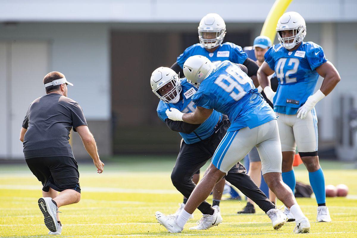 Detroit Lions Training Camp