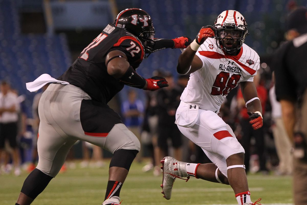 All eyes will be on Chris Jones and Houston this Wednesday as Jones decides between MSU and Ole Miss