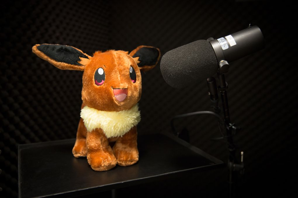 Build A Bears Eevee Is One Fuzzy Addition To The Stuffed
